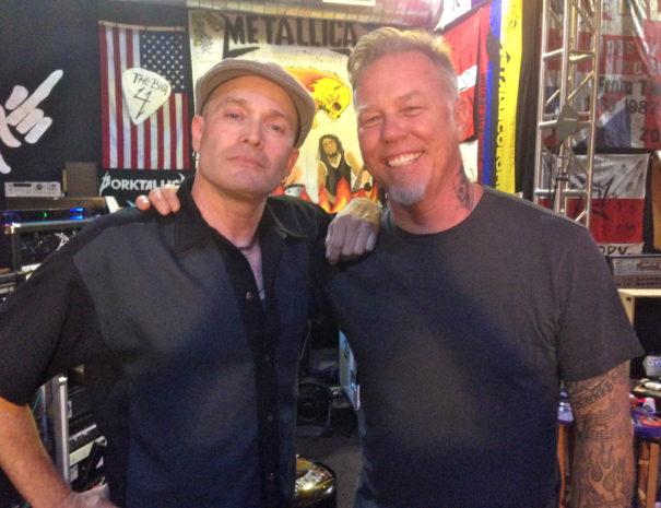 Stone & Hetfield