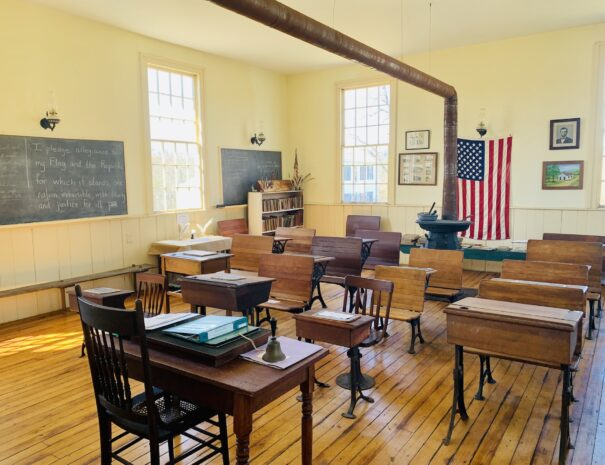 InteriorSchoolhouse